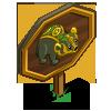 Lucky Badger Mastery Sign-icon