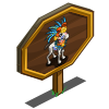 Mayan Foal Mastery Sign-icon
