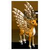 Medieval Peryton Deer-icon