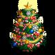 Ornament Tree IV-icon