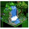 Tulip Waterfall-icon