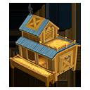 Prized Chicken Coop