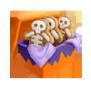 Skeleton Cookie