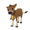 Baby Swiss Cow