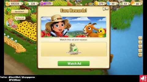 Gamezebo & FarmVille 2 show off the new Appaloosa River! (FULL) - 2 3