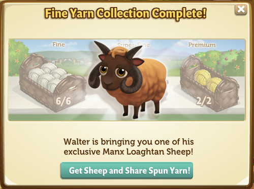 Spinning Wheel Yarn Collection complete