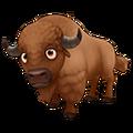 Brown American Buffalo.png