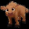 Baby Brown American Buffalo