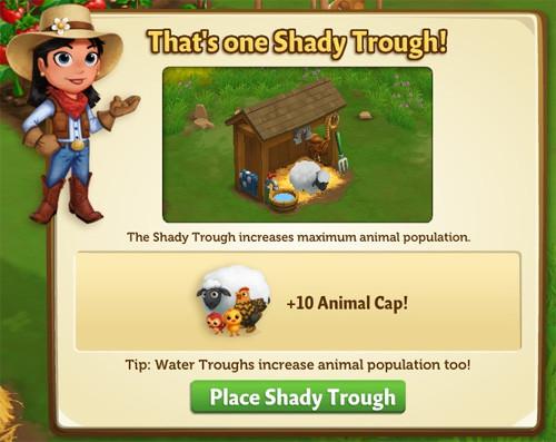 Shady Trough Start