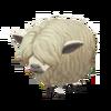 Baby Lincoln Sheep
