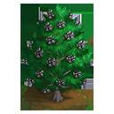Swiss Pine Tree