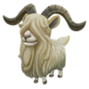 Blonde Bilberry Goat