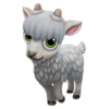 Baby Blonde Bilberry Goat