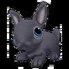 Baby Blue Flemish Giant Rabbit