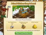 Prized Chicken Coop