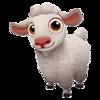 Baby Pygora Goat