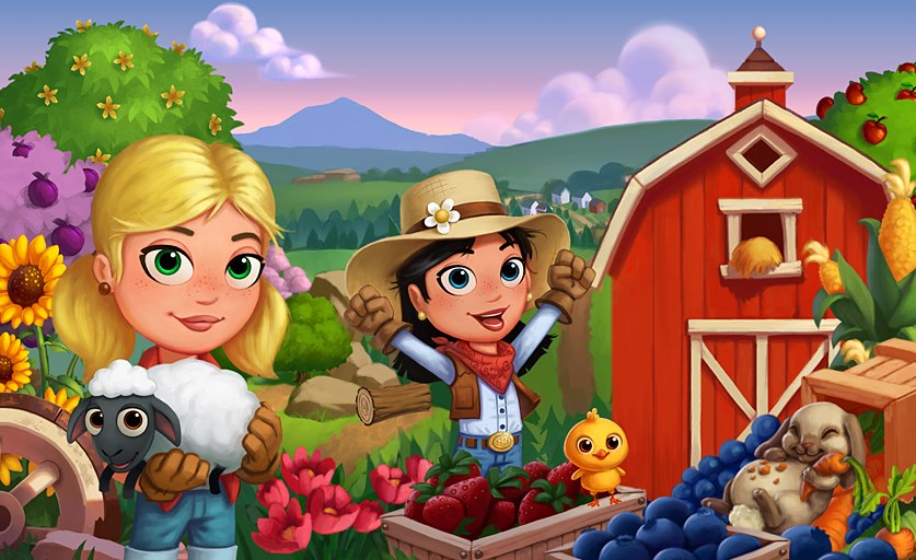 Girl Farmville 2 Wiki Fandom Powered By Wikia