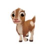 Baby La Mancha Goat