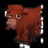 Baby Devon Cow