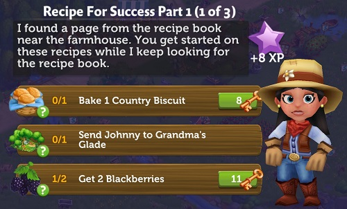 RecipeForSucess101