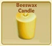 BeeswaxCandle