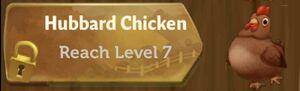 Hubbard Chicken