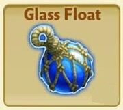 GlassFloat