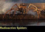 Radioactive Spiders