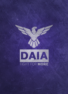 DAIA Logo on Purple