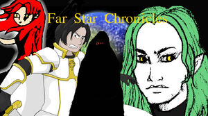 Far Star Chronicles Series Poster