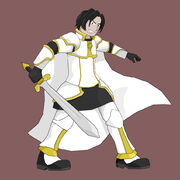 Official Kal Duran Character Art