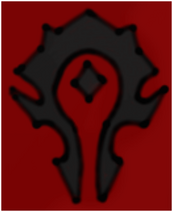 Horde character page placeholder