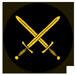 Badge-marshal
