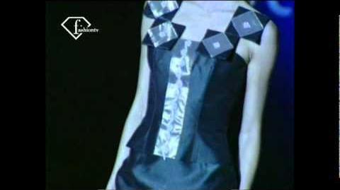 Fashiontv FRANCISCO AYALA - ALTA MODA BUENOS AIRES FASHION WEEK FEM AH fashiontv - FTV.com