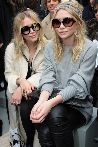 Mary Kate And Ashley Olsen Fashion Wiki Fandom