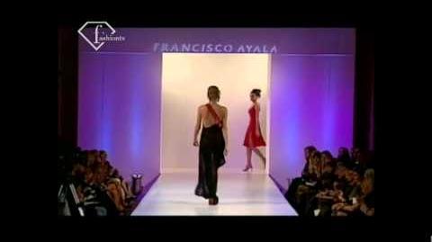 Fashiontv FRANCISCO AYALA FEM AH 2002 2003 fashiontv - FTV.com