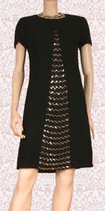 Black cocktail dress 1435042634