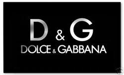 Dolce-and gabbana logo
