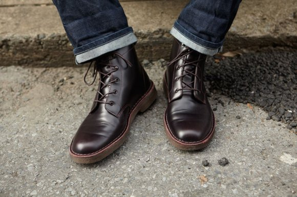 clarks desert mali boot review