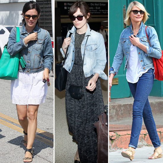 Image - Celebrities-Denim-Jackets.jpg | Fashion Wiki | FANDOM ...