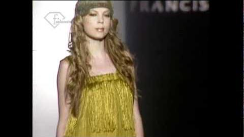 Fashiontv FRANCISCO AYALA - BUENOS AIRES FASHION WEEK FEM PE 2003 fashiontv - FTV.com