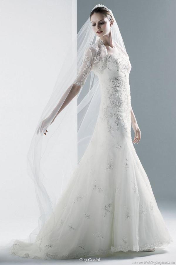 Image - Oleg cassini wedding dress.jpeg   Fashion Wiki   FANDOM ...