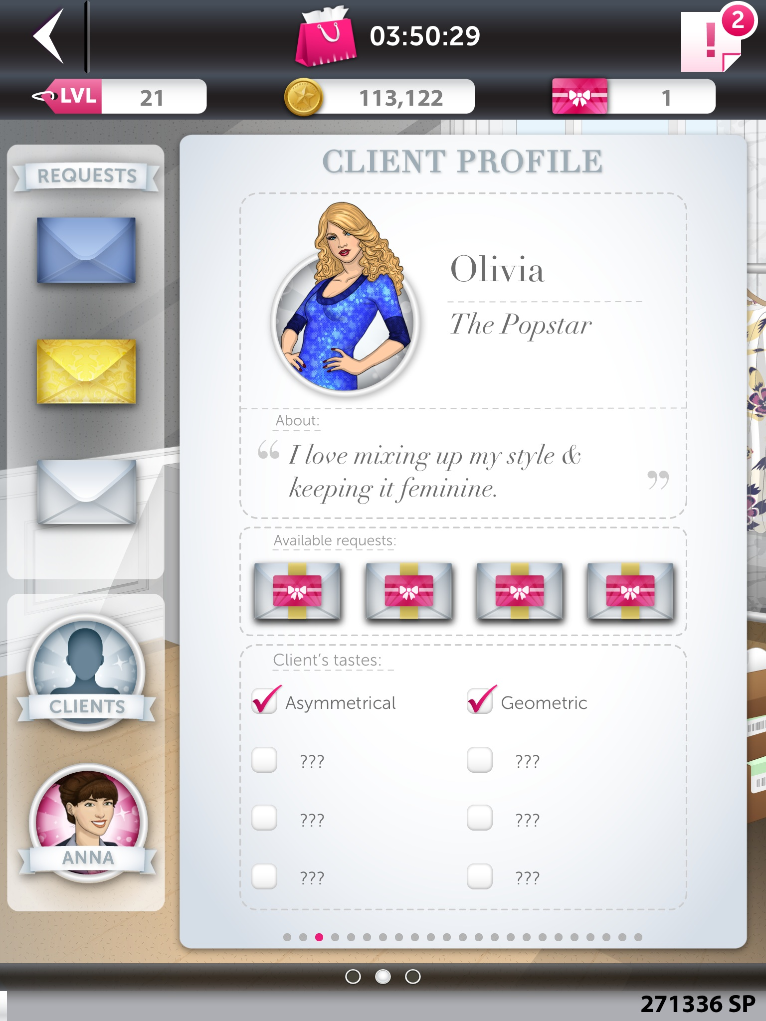 Olivia | Fashion Star Boutique Wiki | Fandom