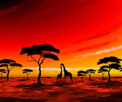 Event africanSunset