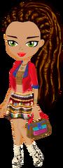 My avatar 8