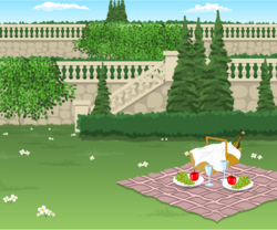 Event romanticPicnic