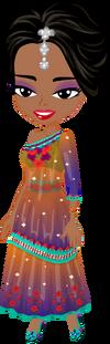 My avatar diwali