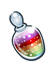 Icon glitter