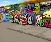 Event GraffitiStreet
