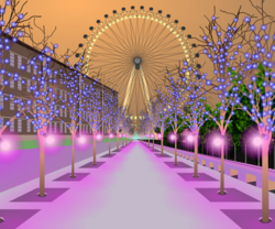 Event londonEye